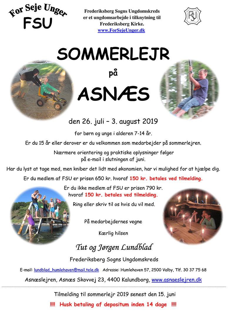 Asnæs Sommerlejr 2019